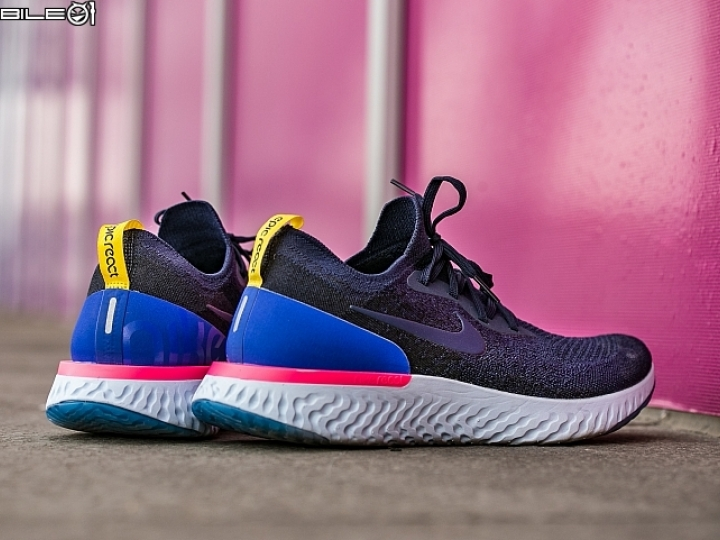 注入「REACT」的全民跑鞋  Nike Epic React Flyknit登場亮相