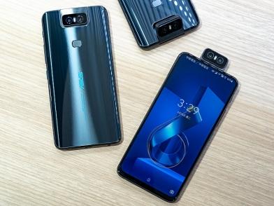 華碩ZenFone 6揭曉:旗艦混搭中階好料、驚喜處在翻轉雙鏡