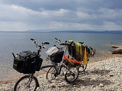 到日本騎車去...淡路島+琵琶湖各一圈