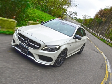 成熟的熱情 Mercedes-AMG C43 Estate試駕
