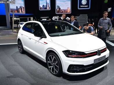 【IAA2017】小殺手一同亮相 VW Polo/Up GTI