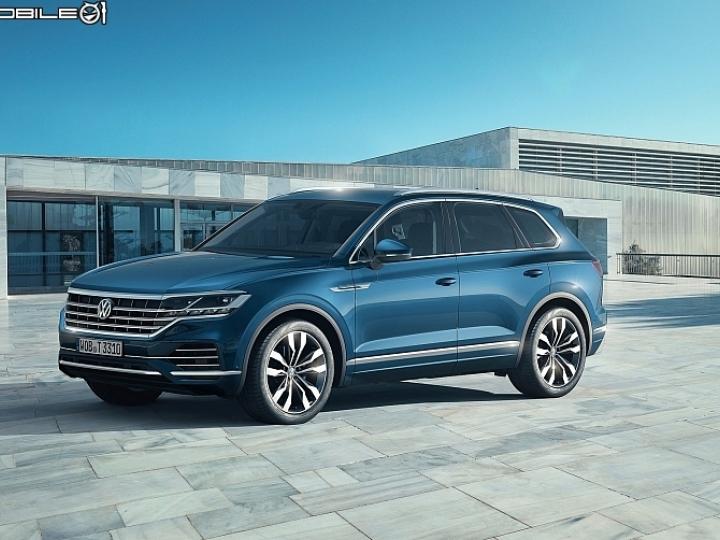 【海外情報】更顯豪華休旅風範,新一代VW Touareg正式發表!