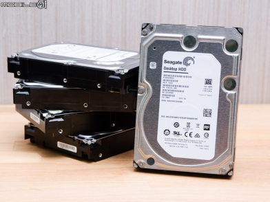 海量儲存 高速傳輸 Seagate Desktop HDD 8TB硬碟試用