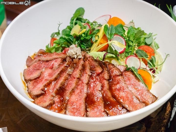 [採訪]台北晶華 x 柿安牛 推出經典和牛丼飯