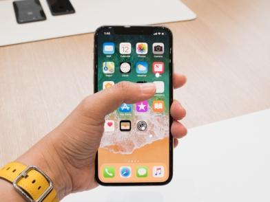 iPhone X 動手玩  解惑Face ID及消失的Home鍵