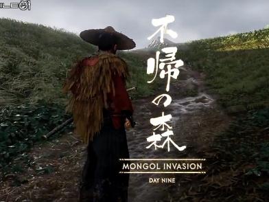 [E3 18]Ghost of Tsushima對馬島之魂釋出不歸之森遊戲片段