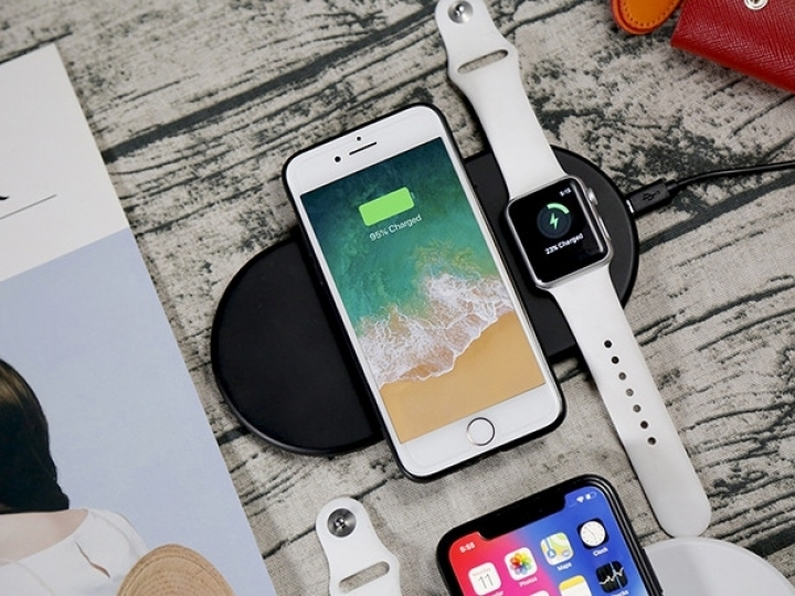 【情報】新創公司先推  iPhone與Apple Watch共用無線充電版募資中