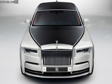 【海外情報】旗艦標竿捨我其誰 全新Rolls-Royce Phantom正式發表