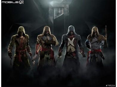 【E3 2014】為自由平等而戰!Ubisoft《刺客教條:大革命》4人刺客小隊模式公開