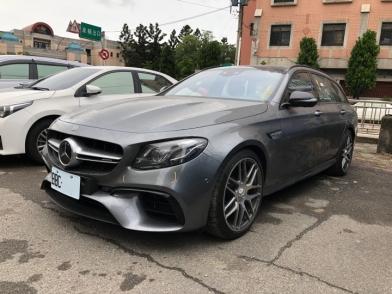 [開箱] 狂到令人畏懼 Mercedes-AMG E63 S Estate