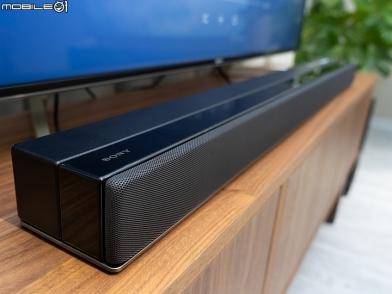 輕鬆打造真實劇院效果 Sony HT-Z9F & HT-X9000F 單件式環繞...