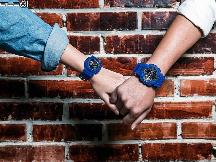 【新訊】G-SHOCK & BABY-G 2018「CORAL REEF COLOR」透明感情侶對錶上市訊息!