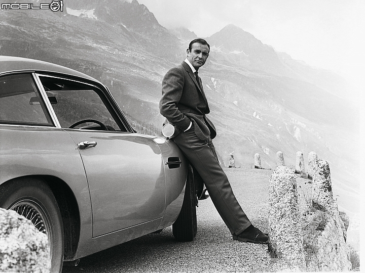 【海外新訊】我也想當James Bond! Aston Martin復刻推出Goldfinger DB5