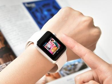 在地資訊馬上用   Apple Watch本地App推薦
