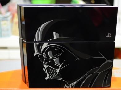 星際大戰PS4同捆包開箱囉