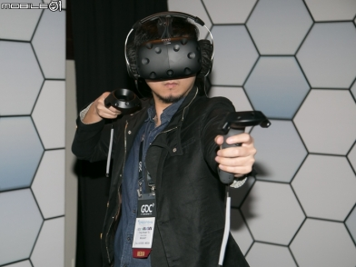【GDC 16】體驗《The Lab》《Star Wars》與《John Wick》 HTC VIVE...