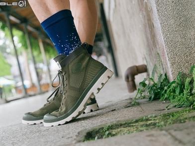 PALLADIUM輕量太空靴 「PAMPA LITE KNIT」系列實穿分享