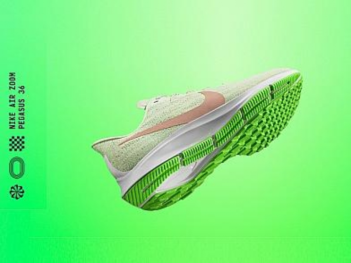 新一代小飛馬再臨  全新Nike Air Zoom Pegasus 36全民跑鞋開售