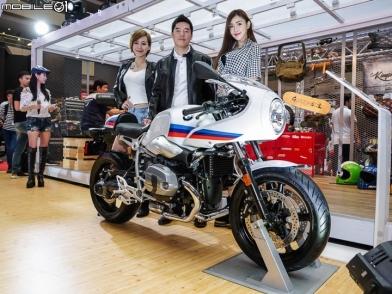 [2017台北機車展]BMW Motorrad Heritage 車系與 R 1200 GS 車系價格公開!