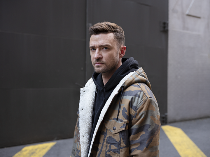 熟男丹寧魅力  LEVI'S x JUSTIN TIMBERLAKE 「FRESH LEAVES」系列