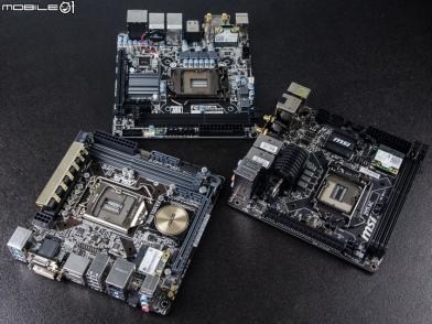 輕巧電腦的強效之選 三款Z97 ITX主機板測試