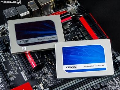 寫入效能再提升 Crucial新款MX200與BX100 SSD實測