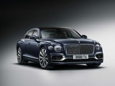 Bentley全新Flying Spur英國總部發表會直擊:以當代頂尖工藝詮釋奢...