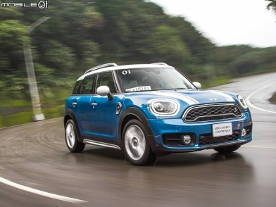 大膽玩樂不設限 Mini Cooper S Countryman