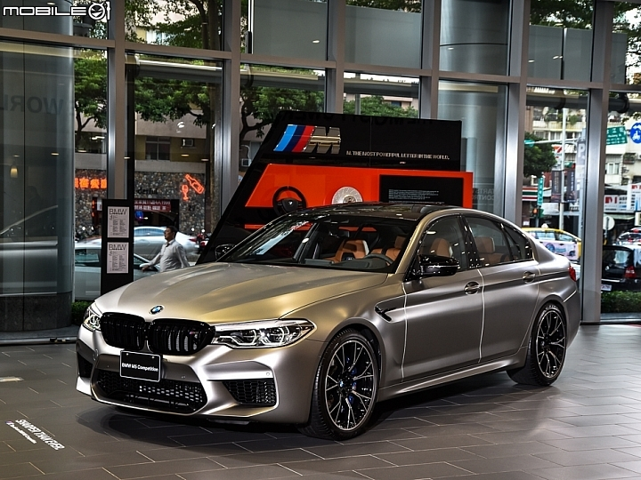 【國內新訊】BMW M Power終極性能房車M5 Competion登台!M4 / M3 CS連袂登場!