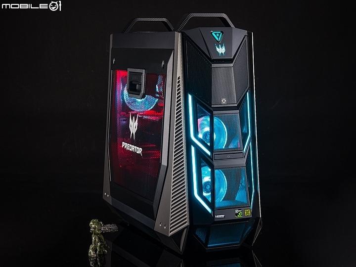 霸氣外型超狂規格 宏碁Acer Predator Orion 9000電競主機試用