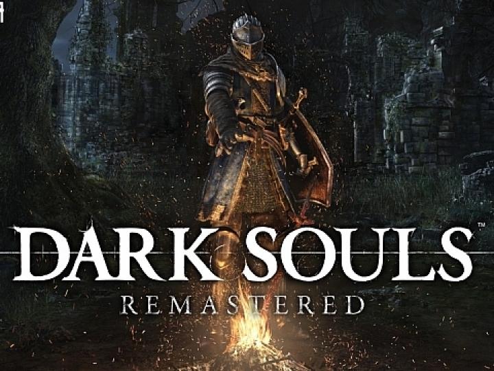 【情報】《黑暗靈魂Remastered》將於5月24日推出 再次讓你感受難到摔手把的旅程