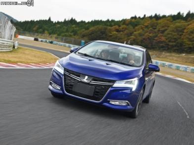 Luxgen S5 GT220日本AP賽道測試揭秘,全新平台車款同步現身
