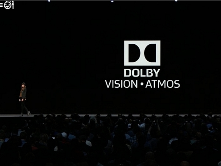 Apple TV 4K 將支援 Dolby Vision 與 Dolby ATMOS 技術