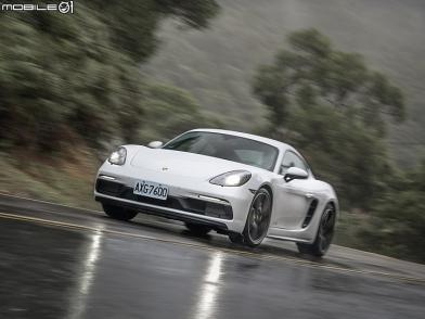 Porsche 718 Cayman GTS MR旗艦性能蛙,橫生樂趣不輸911