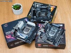 擴充超頻樣樣行 三款Intel Z370 ITX主機板試用