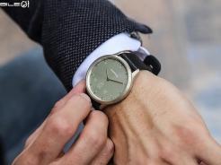 優雅的指針智慧型腕錶 Garmin vívomoveHR 科技新寵開箱