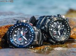 專為海洋而生 CASIO G-SHOCK GWN-1000電波錶