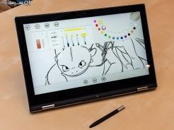 Dell Inspiron 13 7000 二合一筆電 觸控筆帶來新體驗