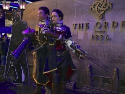 【TpGS15】史上最豪華來賓陣容 開展首日Playstation攤位介紹