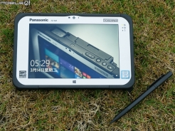 不怕惡劣環境 Panasonic TOUGHPAD FZ-M1 強固型平板試用
