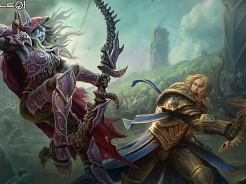 【Bz17】最新資料片《魔獸世界:決戰艾澤拉斯》發表 部落與聯盟的新仇舊怨全面衝突