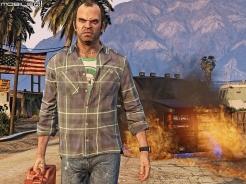 畫面再創高峰、隨手錄影編輯 PC版《俠盜獵車手5》4月14日強勢登場