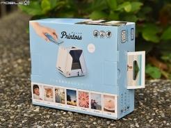 【小惡魔新鮮貨】最便宜的拍立得相片印表機 Takara Tomy Printoss開箱分享!