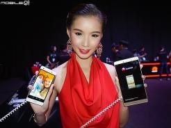 曼谷試玩 HUAWEI推出P8、P8 lite、P8 max、榮耀X2、M2多款產品