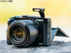 1吋25x旅遊機 旗艦登場 Canon PowerShot G3 X