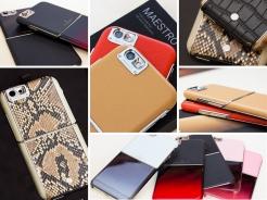 [iPhone貴氣保護殼之二] PEGACASA系列 濃濃設計味 隨身手機變精品