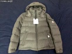 『簡單開箱』低調的華麗 Moncler Montgenevre 羊毛面料 連帽羽絨服
