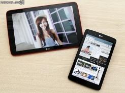 LG G Tablet 7.0與10.1 入門定位輕鬆入手