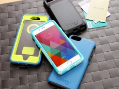 iPhone6守護者 OtterBox系列保護套試用