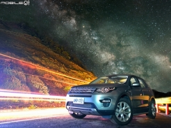 探索人生浩瀚無垠 Land Rover Discovery Sport Si4 HSE